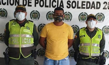 Capturan a presunto responsable de crimen de mototaxista en Soledad