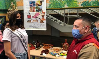 Miss Universe Colombia apoya a artesanos de la cárcel 'La Picota'