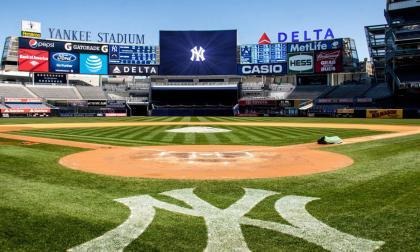 Yanquis convierten el Yankee Stadium en centro de vacunación