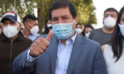 Arauz gana en Ecuador con el 32,2% y sigue reñida puja por el segundo lugar