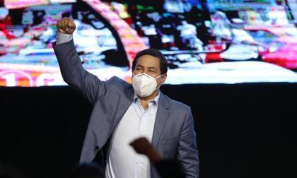 El avance en el escrutinio refuerza el triunfo del delfín del expresidente Rafael Correa, Andrés Arauz, con 32,18 % de los votos.