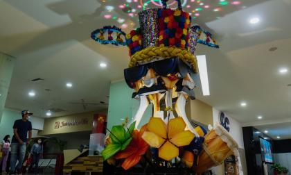 Exposición 'La Vida es el Carnaval' mostrará el talento de estudiantes de EDA