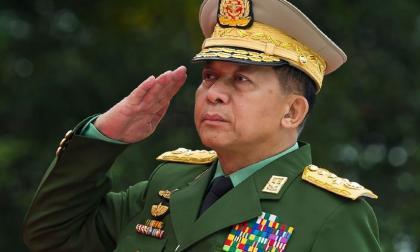 EE. UU. sanciona al líder del golpe en Birmania y a otros nueve oficiales