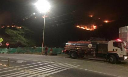150 incendios forestales en Santa Marta en 42 días