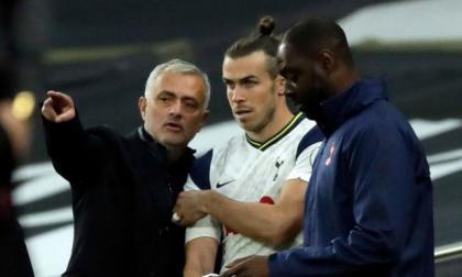 José Mourinho hizo saber su disgusto con Gareth Bale por lo sucedido.