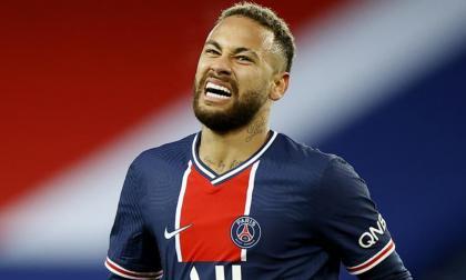 Neymar, 10 lesiones en el PSG que ponen en duda su modo de vida