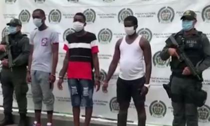 Desarticulan banda criminal al servicio del 'Clan del Golfo'
