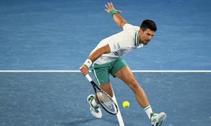 """""""Si este torneo no fuera de Grand Slam, ya me habría retirado"""": Djokovic"""