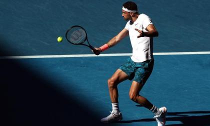 Thiem, eliminado; Halep-Serena, duelo en cuartos