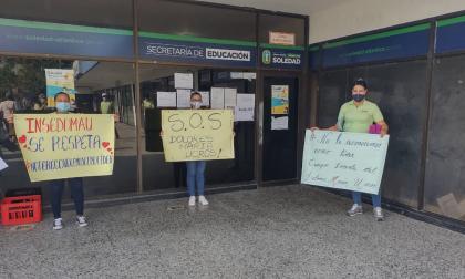 Docentes piden intervención en el Dolores María Ucrós