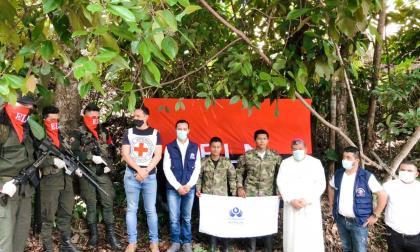 Libertad para 2 soldados secuestrados por el ELN