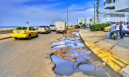 Alcaldía de Cartagena abre licitación para rehabilitar malla vial