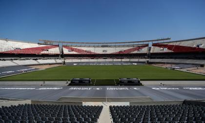 River Plate volverá a jugar en el Monumental de Buenos Aires.