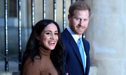 Los duques de Sussex confirman que no volverán a trabajar en la familia real