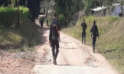 Las autoridades anunciaron un amplio despliegue de seguridad en la zona.