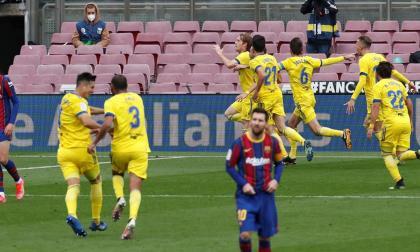 Barcelona no puede ante el Cádiz y desaprovecha la caída del Atleti