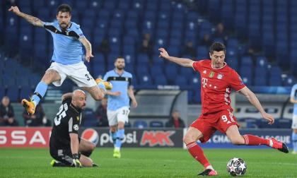 El Bayern vuelve en plan aplanadora: goleó 4-1 a la Lazio