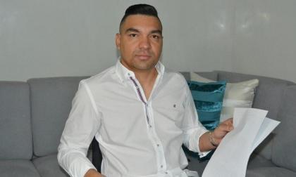 Elkin Javier López Torres, alias 'La Silla'.