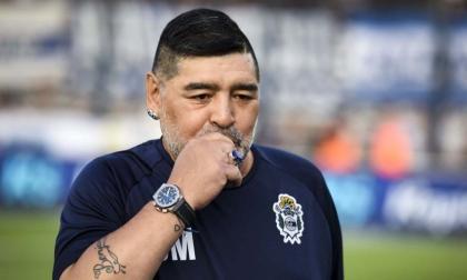 Citan a hijas de Maradona para prestar declaración testimonial por su muerte