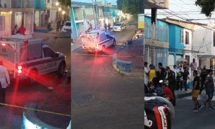 Incursión sicarial en Soledad 2.000: matan a un hombre cuando salía de casa