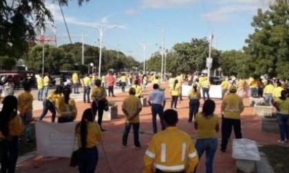 Congresistas guajiros rechazan salida de 450 trabajadores de Cerrejón