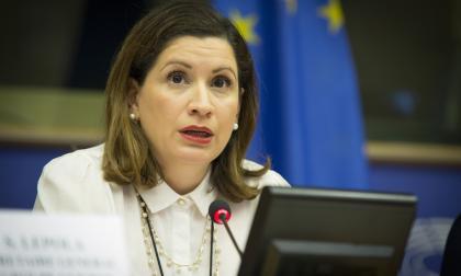 La UE declara persona non grata a la jefa de misión de Venezuela en Bruselas