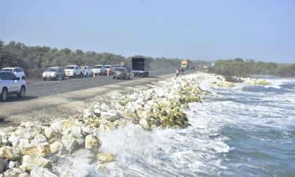 El Magdalena e Invías firman convenio para mitigar erosión