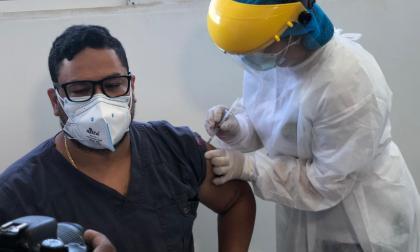 Tubará y Sabanalarga arrancan jornada de vacunación contra covid-19