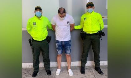 José Carlos Jiménez Guerrero, alias Pepe, capturado.