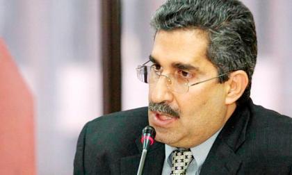 Salvador Arana Sus, exgobernador de Sucre.