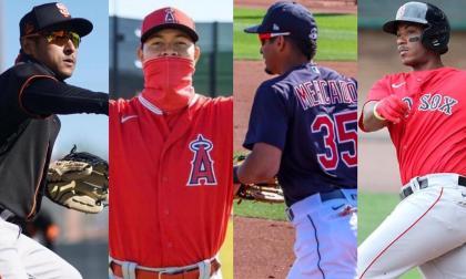 Seis colombianos abrieron el Spring Training de las Grandes Ligas