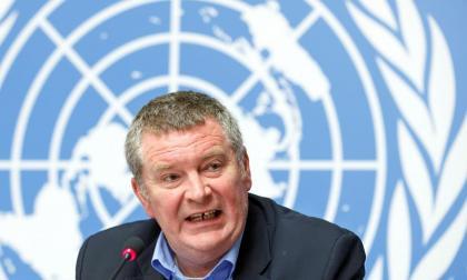 Mike Ryan, director de Emergencias Sanitarias de la Organización Mundial de la Salud (OMS).