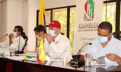 Gobernador de Sucre insistirá en la sobretasa a la seguridad