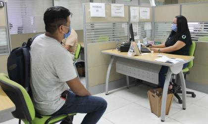 Suspenden atención en sedes de Secretaría de Tránsito de Barranquilla