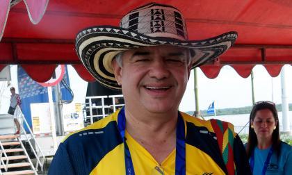 Un costeño llega a la presidencia del Comité Olímpico Colombiano