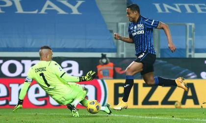 El Atalanta venció por 5-1 al Crotone.