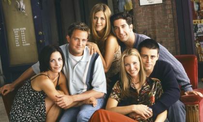 Rodaje de reunión de Friends comenzará en abril