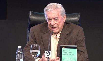 A través de la virtualidad, Mario Vargas Llosa llega a Uninorte