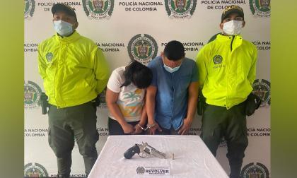Guardaban armas de fuego usadas para cometer hurtos: Fiscalía