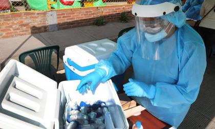 Colombia acumula 2,26 millones de casos en víspera del primer año de pandemia