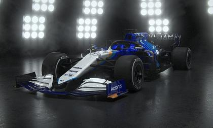 Williams presenta su nuevo monoplaza pese al hackeo