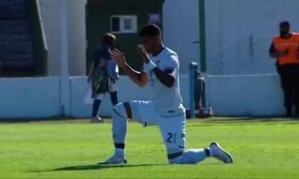 En video   El gol agónico de Rafa Pérez en Argentina