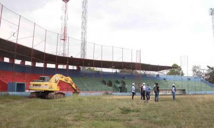 El viejo Estadio 20 de Enero será demolido a partir de este lunes