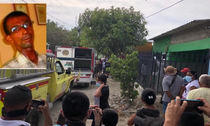 Hallan a desaparecido sepultado en el patio de su casa en Santa Marta