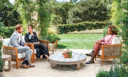 Oprah Winfrey dice que Isabel II no hizo apunte racista sobre hijo de Markle