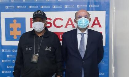 Capturaron a Francisco Ricaurte, expresidente de la Corte Suprema