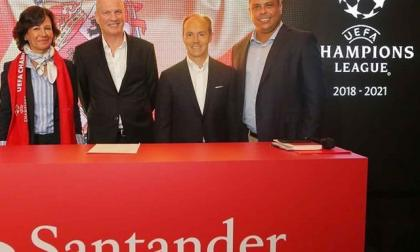 Banco Santander patrocinará tres próximas ediciones de Conmebol Libertadores