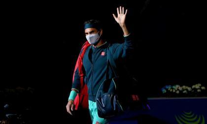 Federer pierde con Basilashvili y cae eliminado en cuartos del torneo de Doha