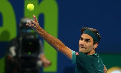 Además de Nadal, el torneo de Dubái pierde también a Federer