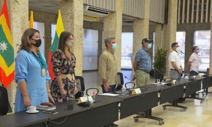 Minambiente instaló comité para la recuperación de la bahía de Cartagena